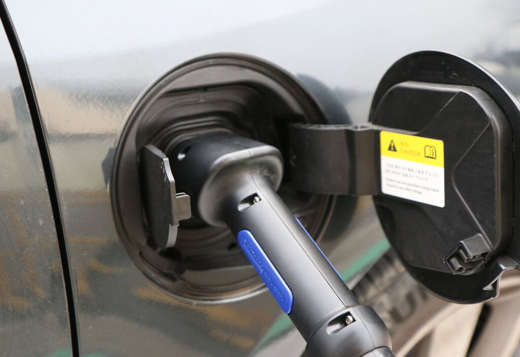 elekto-auto-aufladen