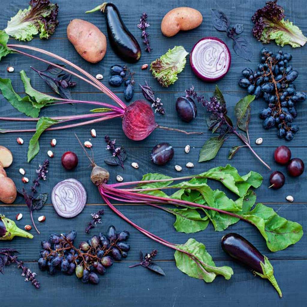 Ernährungscoaching Relax gemischtes Gemüse
