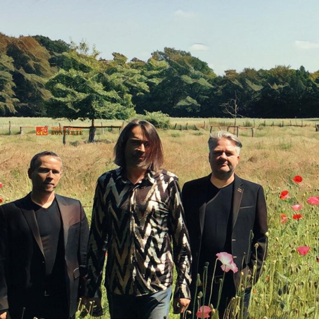 FLOW-RA Künstler: Hans Wanning, Kurt Holzkämper und Sebastian Netta