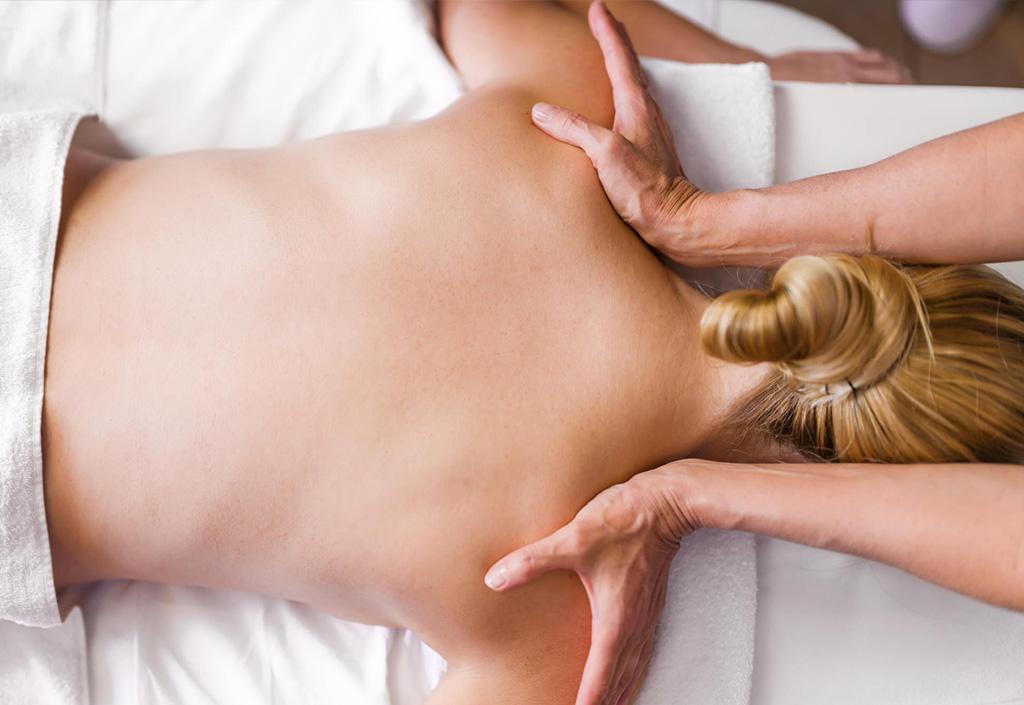 Massagen und mehr im Spa