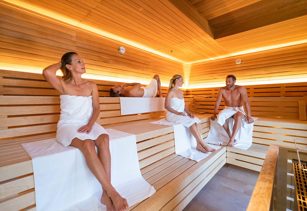 Gemischt sauna Gießener Bäder