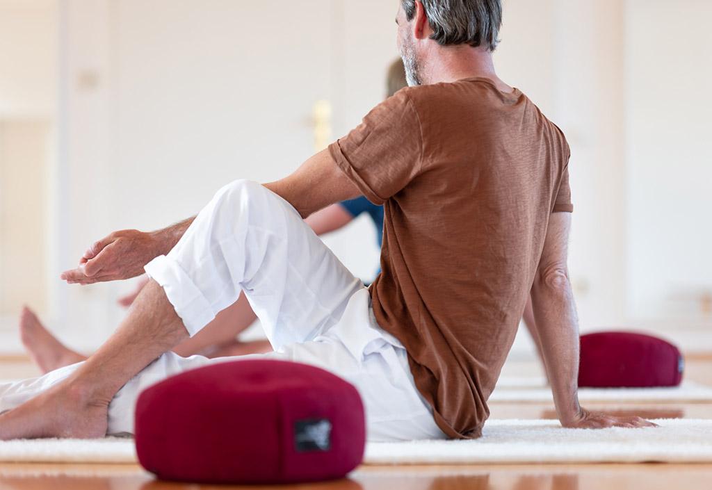 Detox Yoga im Gräflicher Park Health & Balance Resort