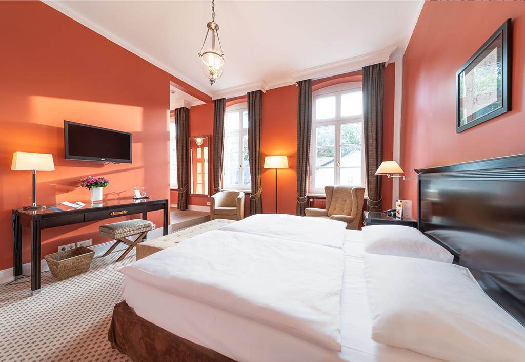 Hotelzimmer im Gräflichen Park