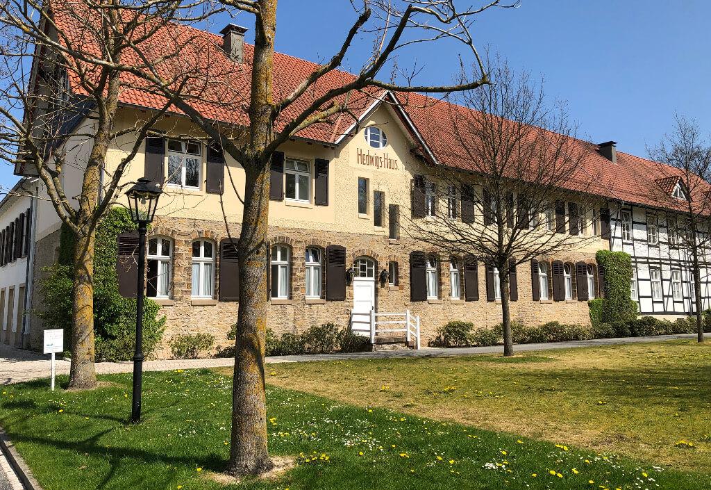 Hedwigs Haus im Gräflichen Park