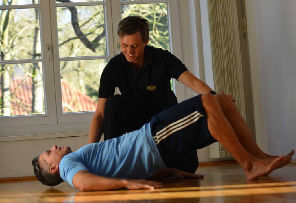 Physiotherapie im Gräflichen Park