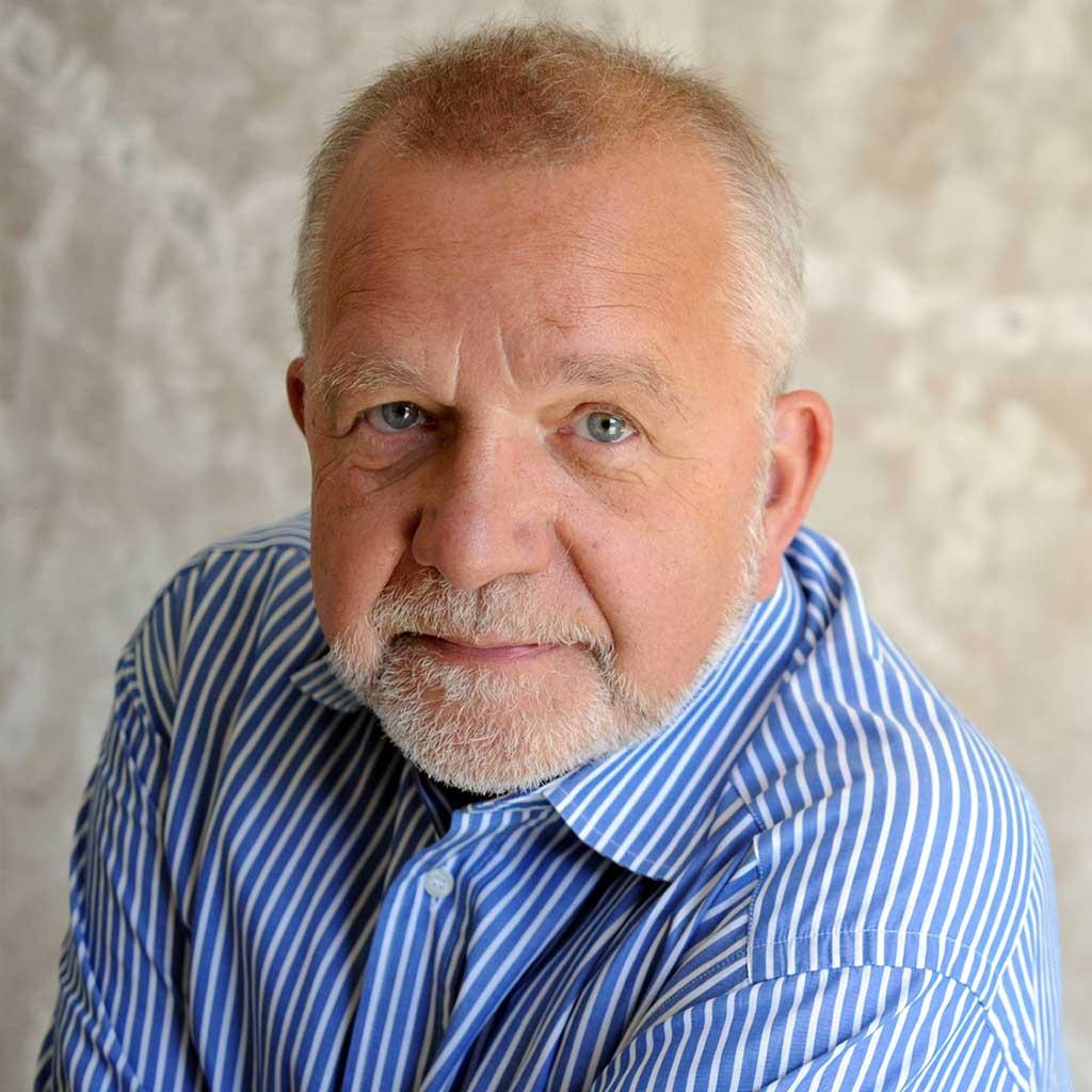 Lesung Rüdiger Safranski Porträt