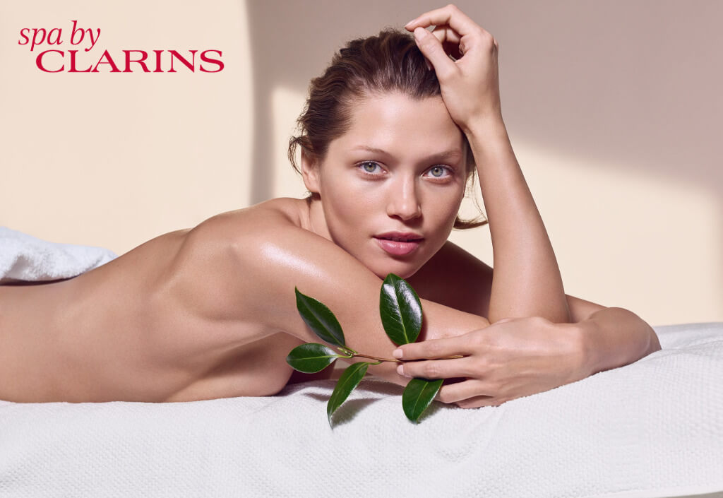 Spa by CLARINS Behandlungen